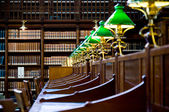 Historical library — Stock Photo