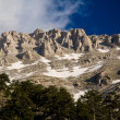 Stock Photo: Mount Olympus, tallest mountain on Greece