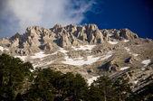 Mount Olympus, tallest mountain on Greece — Stock Photo