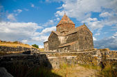 Stone church in Armenia — Stock Photo