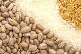 Rice beans — Stock Photo