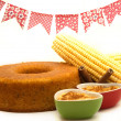 Brazilian Food — Stock Photo