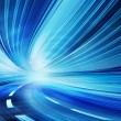 Abstract Speed motion in highway road tunnel — Stock Photo #14916461