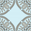 Stock Photo: Decorative ornament pattern