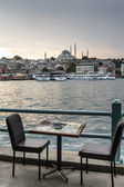 Istanbul restaurant — Stock Photo