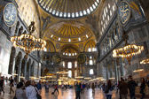 Mosque Hagia Sophia — Stock Photo