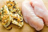 Petto di pollo — Foto Stock