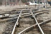 Nod railway — Stock Photo