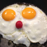 Prepared egg — Stock Photo #27461919