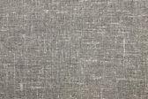 Tecido de algodão cinza — Foto Stock