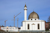 New mosque — Stockfoto