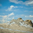 Mud Volcanoes in Buzau, Romania — Stock Photo #12565252