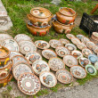 Traditional ceramics pots — Stock Photo