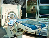 MRI old Scanner — Stock Photo