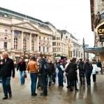 Picadilly Circus,London — Stock Photo