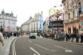 View of Piccadilly Circus — Stock Photo