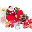 Christmas ornaments — Stock Photo #16697341