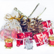 Christmas ornaments — Stock Photo #16697345