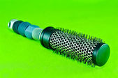 Hairstyling brush — Stock Photo