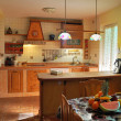 Rustic kitchen — Stock Photo #13261102