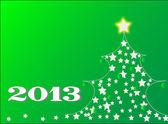 Christmas_tree_2 — Stock Vector