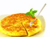 Spanische omelett 2 — Stockfoto