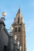 Catedral de toledo — Foto de Stock