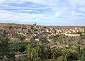 Remote village in Castilia Spain — Stock Photo