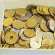 Lot of several coins — Stock Photo #30220919
