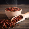 Coffee background — Stock Photo #40913715