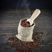 Coffee background — Stock Photo