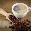 Coffee background — Stock Photo #41364287