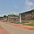 Zwinger Castle - Stock Photo