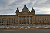 федеральный административный суд — Стоковое фото