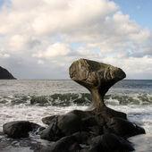 Pedra de equilíbrio — Fotografia Stock