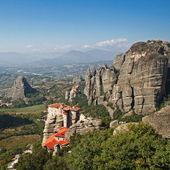 Meteora in Trikala, Greece — Stock Photo