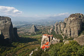 Meteora in Trikala, Greece — Stock Photo