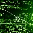 Mathematical and Physical formulas — Stock Video