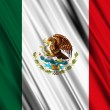 Stock Photo: Mexico Flag