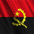 Angola Flag — Stock Photo #15855453