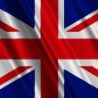 United Kingdom Flag — Lizenzfreies Foto