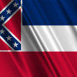 Mississippi State Flag — Stock Photo #15856975