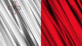 Malta Flag — Stock Photo
