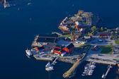 Port norvégien — Photo