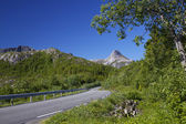 Roadtrip in Norway — Stock Photo