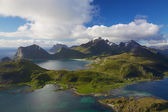 Lofoten islands — Stock Photo