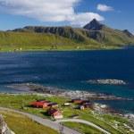 Norwegian coast — Stock Photo #13525573