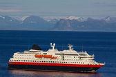Norwegian cruise ship — Stock Photo