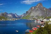 Reine in Norway — Stock Photo