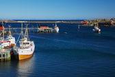 渔船 — 图库照片